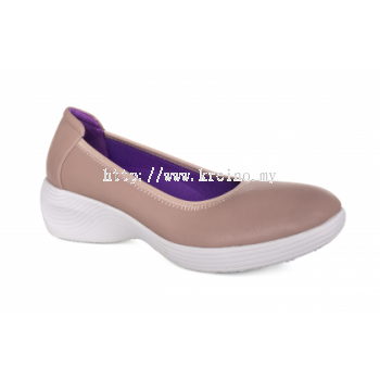 MSP186-2 Pink Medifeet Biowalk shoe (RM339)