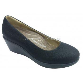 SM106-6 Black Saramax Women Shoe
