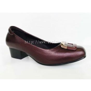 MF174-5 Fairlady Sq. Toe Shoe (RM269)