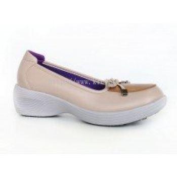 MSP9002-22 Vanila Cream Medifeet Biowalk Shoe (RM339)