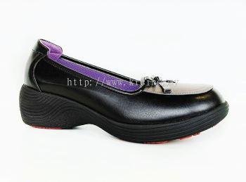 MSP9002-36 Charcoal Medifeet Biowalk Shoe(RM339)
