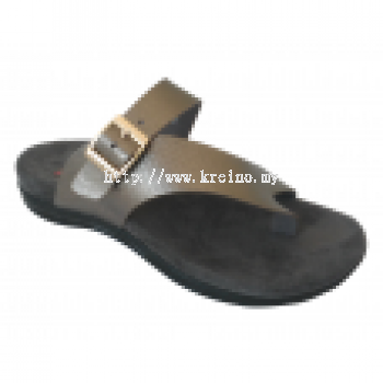 MO120-0 Medifeet Orthotics Style Sandals Gold (RM219)