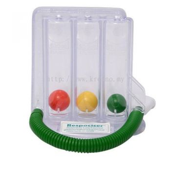 Rehabilitation Aides Lung Exerciser Tri-ball (RM39)