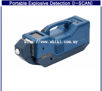 PORTABLE EXPLOSIVE DETECTION (I-SCAN)
