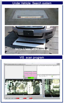 VIS-M UNDER VEHICLE SEARCH SYSTEM
