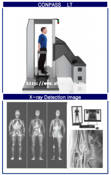 CONPASS - X-RAY BODY SCANNER