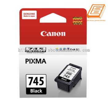 Canon - PG-745 Black Ink Cartridge (Original)
