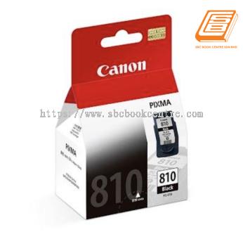 Canon - PG-810 Black Ink Cartridge (Original)