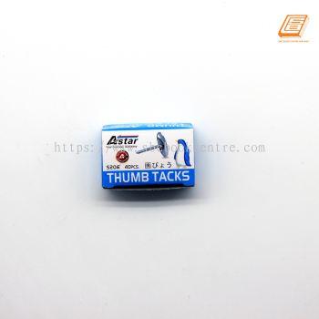 Astar - Thumb Tacks 11mm,40pcs - (5206)