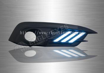 Honda Civic FC LED Day Running Lamp (Mustang Style) 16-19