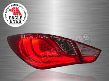 Hyundai Sonata LED Light Bar Tail Lamp 11~14