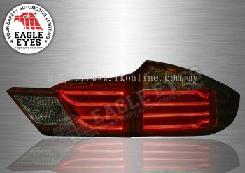 Honda City LED Light Bar Tail Lamp 14~17