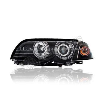 BMW E46 Projector Cool Look Head Lamp 98~01 (4-Door)