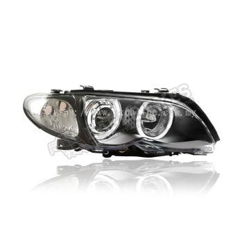 BMW E46 Cook Look Head Lamp 01-03 (4-Door)