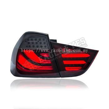 BMW E90 LED Light Bar Tail Lamp 05~08 (4-Door)