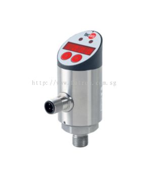 Electronic Pressure Switch with Display & Analog Output