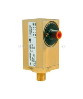 Electronic Pressure Switch Without Display up to 600 Bar