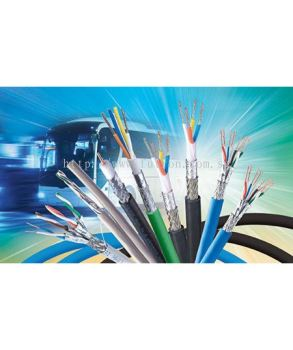 ECE R118.02-Approved Data, Coax & Microphone Cables