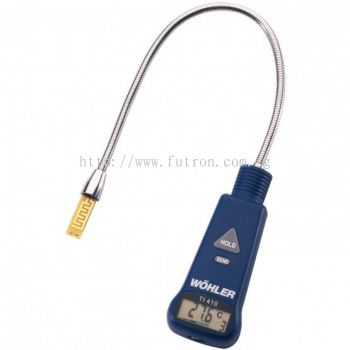 WOHLER TI 410 DEW POINT INDICATOR WITH 440MM FLEX ARM