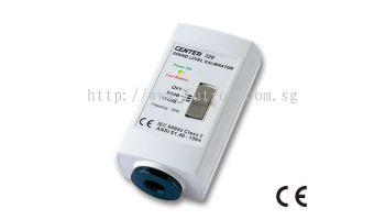 CENTER 326 SOUND CALIBRATOR 1kHz