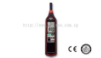 CENTER 32 SOUND LEVEL METER (IEC 61672-1 class 2, Economy)