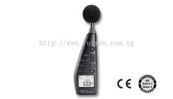 CENTER 390 DATA-LOGGING SOUND LEVEL METER (IEC 61672-1 class 2)