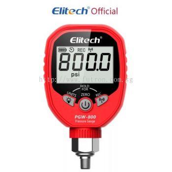 ELITECH PGW-800 WIRELESS DIGITAL PRESSURE GAUGE