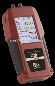DM 9600 Precision Manometer