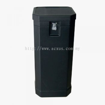 Square Hard Case Trolley