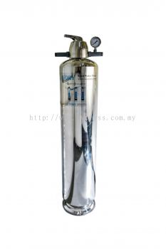 Ivory Stainless Steel Sands Filter