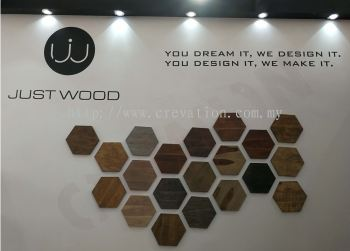 Just Wood @ 24th China International Furniture Expo 2018
