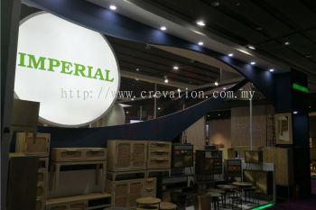 Imperial Art @ 43rd China International Furniture Fair 2019