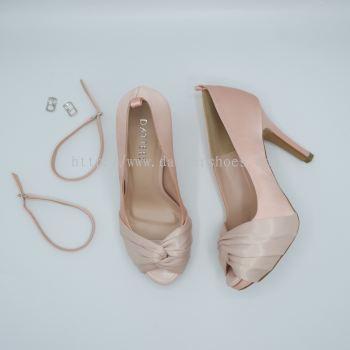 Pinky Stella Silk