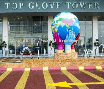 配合中国需求·顶级手套产能开到95%