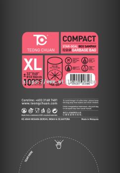 Star - Seal Garbage Bag (XL)