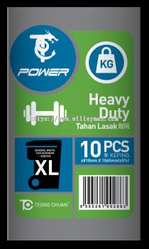T-POWER GARBAGE BAG HEAVY DUTY (XL)