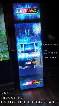 P3 LED Display Stand