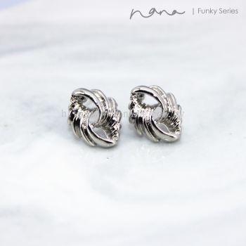 Funky - E126 Swirl (Silver)