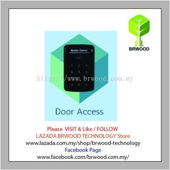 BR01 / BR02 Brwood Single Door Reader (Touch Panel)