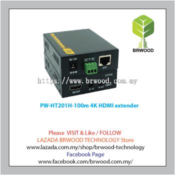 PWAY PW-HT201H-100m: 4K HDMI Extender