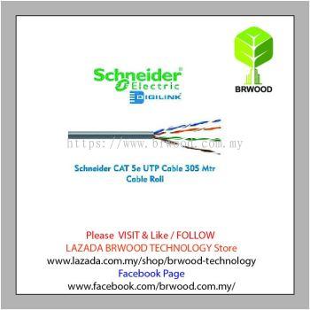 Schneider Digilink Category 5e Cable 305m