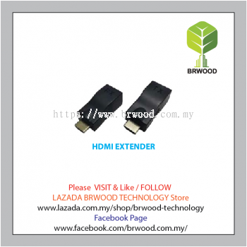 HDMI EXTENDER - TW-HDMI-HDE30