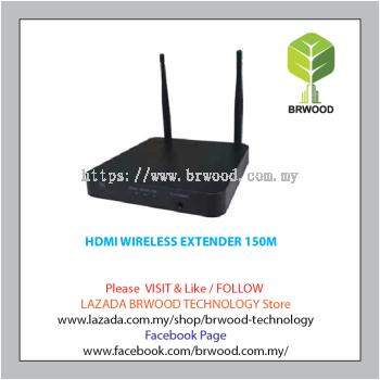 Vision Tec HDMI WIRELESS EXTENDER 150M - TW-HDMI-HDEX0016M1