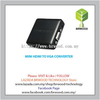 HDMI TO VGA CONVERTER-TW-HDMI-HDCVGA02