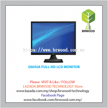 DAHUA DH-DHL22-F600: FULL-HD LCD MONITOR