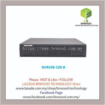 Uniview NVR308-32R-B: 32 Channel 8-HDDs RAID NVR