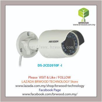 HIKVISION DS-2CD2010F -I: 1.3MP IR Mini Bullet CCTV CAMERA