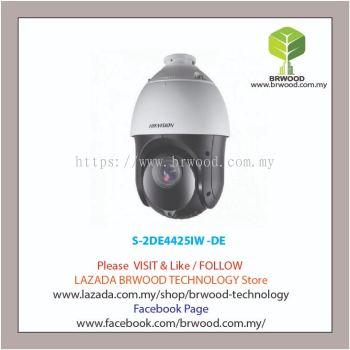 HIKVISION S-2DE4425IW -DE: 4MP 25x Network IR PTZ Camera