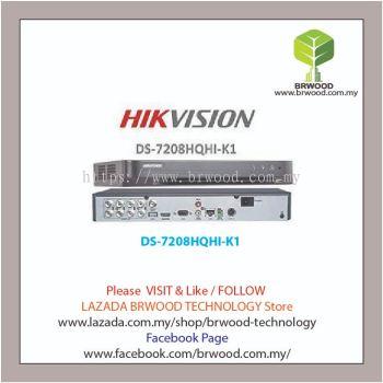 HIKVISION DS-7208HQHI-K1: 8 Channel 1080P Turbo HD DVR