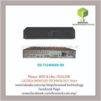 HIKVISION DS-7324HGHI-SH: TURBO HD 24CH 1080/720P DIGITAL VIDEO RECORDER (DVR)